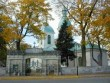 Kiriku vaade Lossi tänavalt. Foto: L.Hansar 2005