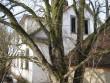 Aluvere külakooli hoone, reg. nr 5782. Vaade kirdest. Foto; Mirjam Abel, kuupäev 12.04.2013
