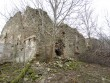 15683 Udriku mõisa viinavabriku varemed,, vaade põhjapoolsel müüri osale. Anne Kaldam 29.04.2013