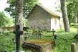 Simuna kirikuaia kabel, reg. nr. 15622. Vaade kabelile läänest. Foto: M.Abel, kp. 30.05.13
