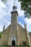 Simuna kirik, reg. nr. 15621. Vaade kirikule läänest. Foto: M.Abel, kp. 30.05.13