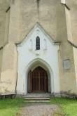 Simuna kirik, reg. nr. 15621. Vaade kiriku peaportaalile. Foto: M.Abel, kp. 30.05.13