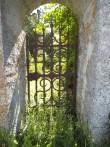 Värav, 19/20.saj. (kivi, raudsepis), reg. nr. 16955. Foto: M.Abel, kp. 18.06.13