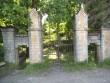 Tõrma kalmistu, reg. nr. 5781. Tõrma poolne värav. Foto: M.Abel, kp. 18.06.13