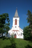 Iisaku kirik. Foto: Kalle Merilai. 23.06.2013.a.