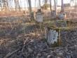 Hauatähised kalmistul Foto: Kadri Tael 25.04.2013