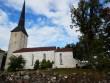 Vaade Pilistvere kirikule lõunast. Foto: Anne Kivi, 24.09.2013