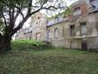 15669 Neeruti mõisa peahoone, vaade põhjast näha korrastataud pargiala ja peahoone kirdefassaad. Foto: 03.10.2013 Anne Kaldam