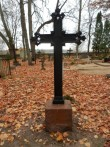 Kolga-Jaani kalmistu Vaade Amelungide hauaplatsile Foto Anne Kivi 15.10.2013