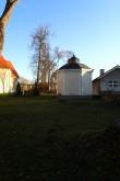 Haljala kirikuaia kabel 2, reg. nr 15650. Vaade läänest. Foto: M.Abel, kp 22.10.13
