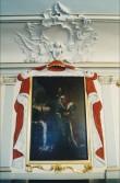 Maal «Peeter I», koopia L. Caravaque 1723. a. maalist, 20. saj. algus (õli, lõuend) Foto: Jaanus Heinla, 2000