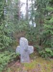"""Kalmistu """"Ristimägi"""" reg nr 13119. Foto: Ingmar Noorlaid, 28.11.2013."""