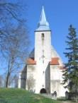 Kaarma kirik. Esifassaad. Foto: R. Peirumaa, 2007