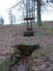 Olustvere mõisa allikapaviljon  Foto Anne Kivi 03.12.2013
