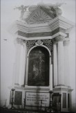 Altarisein. N. Lorentzen, 1827 (puit, polükroomia) Foto: Johann Naha
