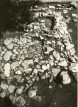 Asulakoht, Varbola keldrimäe kaevand, hoonealuse idapoolne osa - lõunast. Foto: E. Väljal.