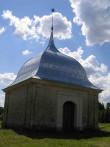 2006. aastal paigaldati kabelile uus katus. Vaade põhjast.  Autor Martti Veldi  Kuupäev  03.07.2007