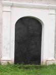 2007. aastal restaureeriti kabeli uks.  Autor Martti Veldi  Kuupäev  30.07.2007