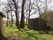 Vaade pargis säilinud puudele Foto Ulla Kadakas 2005