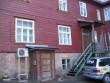 Narva mnt 86 vaade Staadioni tänava poolsele hooviküljele. Foto Egle Tamm, 25.02.2014.