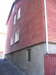 Narva mnt 127 hoone kesklinna poolne külg. Foto Egle Tamm, 25.02.2014.