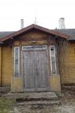 Avispea vallakooli hoone (5814). Veranda. Foto: M.Abel, kp 27.02.2014