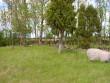 Kivikalme koos mälestuskiviga. Foto: Tarvi Sits, 11.06.2004.