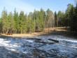 Linnus reg nr 12145 (Raikküla Pakamägi), vaade läänest. Foto: K. Klandorf, 26.03.2014.