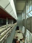Haldushoone (KEK-i kontor) fuajee. Foto: Rita Peirumaa, 27.03.2014