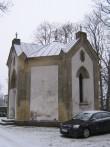 Haljala kirikuaia kabel 1 :  Autor Anne Kaldam  Kuupäev  20.02.2008