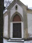 Haljala kirikuaia kabel 1 .nr.15649 vaade uksele  Autor Anne Kaldam  Kuupäev  20.03.2008