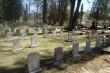 I maailmasõjas ja Vabadussõjas langenute matmispaik, reg. nr 5780. Käimas on hauatähiste restaureerimise ning puhastustööd. Foto: M.Abel, kuupäev 23.04.2014