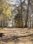Sikamäe kalmistu vaade. Foto autor: I. Raudvassar 24.04.2014