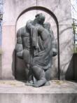 Vabadussõja mälestussamba skulptuur. Foto Egle Tamm, 06.05.2014.