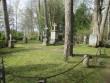 Von Krusensterni rahula Rapla kalmistul. Foto K. Klandorf 08.05.2014.