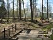 Obinitsa kalmistu. Foto Kersti Siim, 28.04.2014.