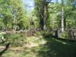 Vana-Jaani kalmistu vanad hauad. Foto Egle Tamm, 16.05.2014.