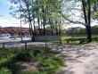 Vana-Jaani kalmistu algse peasissepääsu asukoht Narva mnt poolsel küljel. Foto Egle Tamm, 16.05.2014.
