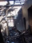 Kuusalu pastoraat pärast põlengut aprillis 2014 Ly Renter