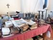 Kuusalu pastoraadist päästetud kogudusele kuuluv vara  pärast põlengut aprillis 2014 Ly Renter