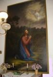 "Altarimaal ""Kristus Ketsemani aias"". C. S. Walther, 1855 Foto: S.Simson 26.10.2005"