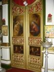 Ikoon Neitsi Maarja. Ikonostaasi kuninglikel ustel.  Foto: S.Simson 20.08.2006