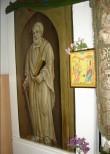 """Ikoon """"Apostel Paulus"""" Foto: S.Simson 20.08.2006"""