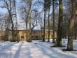 Arkna mõisa puutöökoda :15753, vaade idast- pargist, puutöökoda.  Autor Anne Kaldam  Kuupäev  01.04.2008