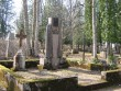 Jaan Bergmanni haud  Autor A.Kivi  Kuupäev  04.04.2008