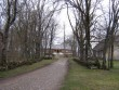 Viru-Nigula pastoraadi peahoone :16059, vaade mööda teed kiriku poolt st. põhjast  Autor ANNE KALDAM  Kuupäev  18.04.2008
