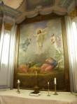 """Altarimaal """"Jeesuse aukirgastamine"""". Clodt, enne 1840 (õli, lõuend). Foto: Ü.Jukk, 18.04.2008"""