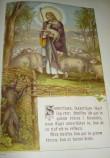 Piibel. New York, 1890 (trükis, nahkköide, metallpanused). Illustratsioon. Foto: S.Simson 02.10.2005