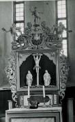 Altarisein. D. Walter, kingitud 1709 (puit, monokroomia)