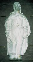 Altarisein. D. Walter, kingitud 1709 (puit, monokroomia). Johannes. Foto: S.Simson, 2003